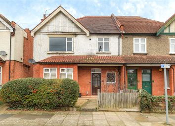 Thumbnail 1 bed maisonette for sale in Warrington Road, Harrow, Middlesex