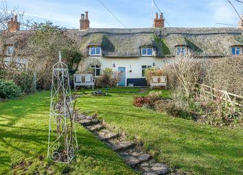Thumbnail 2 bed cottage for sale in Park Road, Melchbourne, Bedford