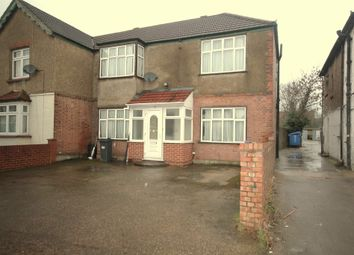 Thumbnail 4 bed semi-detached house to rent in Staines Road, Bedfont, Feltham