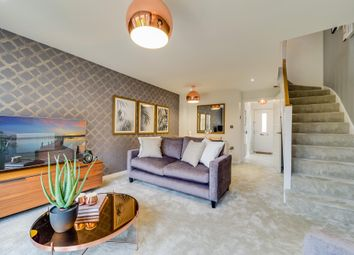 "Thumbnail 2 bedroom semi-detached house for sale in ""Tiverton"" at Kimlers Way, St. Martin, Looe"