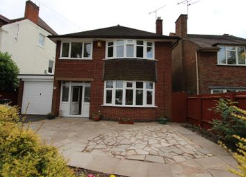 Thumbnail 3 bed detached house to rent in Old Hinckley Road, Nuneaton