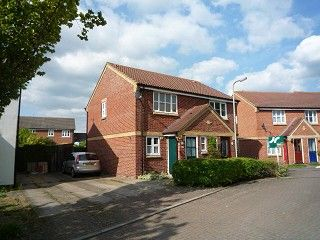 Thumbnail 2 bedroom semi-detached house to rent in Didcot, Oxfordshire