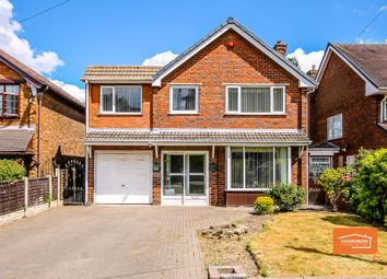 Thumbnail 4 bed detached house for sale in Broad Lane, Bloxwich