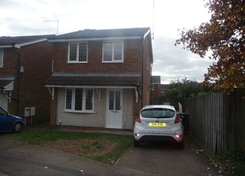 Thumbnail 3 bed property to rent in Javelin Close, Duston, Northampton