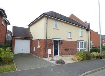 3 bed semi-detached house for sale in Garner Drive, St. Ives, Huntingdon PE27