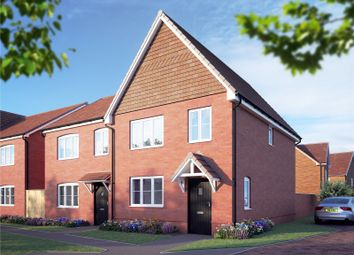 Thumbnail 3 bed semi-detached house for sale in Whiteley Meadows, Botley Road, Whiteley, Hampshire