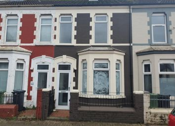 2 bed terraced house for sale in Pomeroy Street, Docks, Cardiff CF10