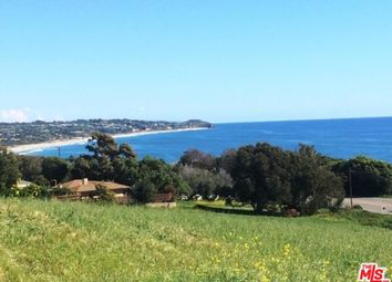 Thumbnail Property for sale in 0 Pacific Coast Hwy, Malibu, Ca, 90265