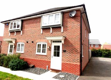 Thumbnail 3 bed property to rent in Tacitus Way, Lincoln, Lincs