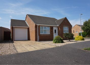 Thumbnail 2 bed detached bungalow for sale in Aqua Drive, Mablethorpe