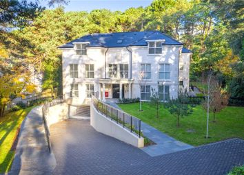 Thumbnail 3 bedroom flat for sale in Lilliput Road, Canford Cliffs, Poole
