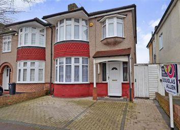 Thumbnail 3 bed end terrace house for sale in Sandringham Road, Barking, Essex