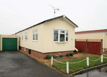 Thumbnail 2 bedroom detached bungalow for sale in Wildwood Park, Cirencester, Gloucestershire.