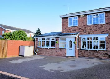 Thumbnail 3 bed semi-detached house for sale in Brailes Close, Solihull