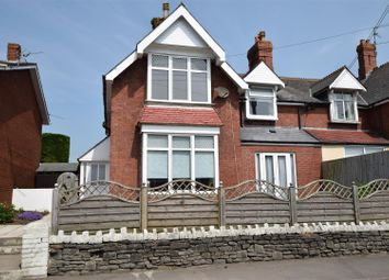Thumbnail 5 bed semi-detached house for sale in Fontygary Road, Rhoose, Barry