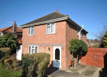 Thumbnail 4 bed detached house for sale in Burma Road, Old Catton, Norwich