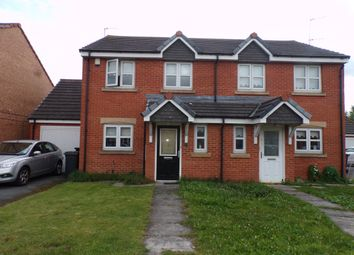 Thumbnail 3 bedroom semi-detached house for sale in Lavender Grove, Jarrow