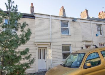 Thumbnail 2 bed terraced house for sale in Charlotte Street, Morice Town, Plymouth