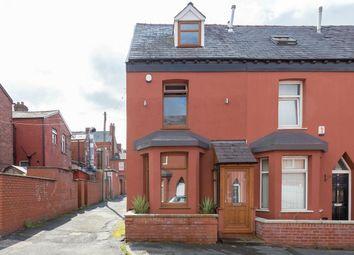 Thumbnail 2 bed end terrace house for sale in Fairbairn Street, Horwich, Bolton