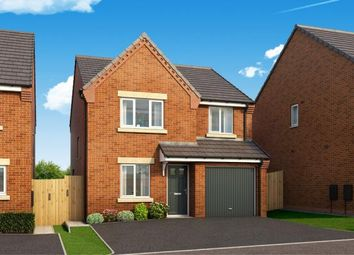 "Thumbnail 4 bed property for sale in ""The Rowingham At Lyndon Park"" at Harwood Lane, Great Harwood, Blackburn"