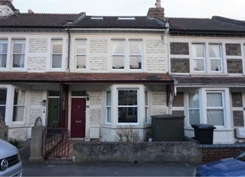 Thumbnail 4 bed terraced house for sale in Selworthy Road, Knowle