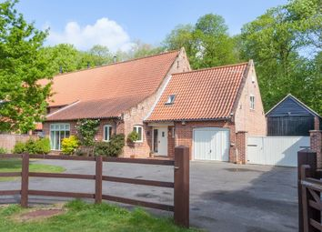 Thumbnail 5 bed barn conversion for sale in Main Road, North Burlingham, Norwich