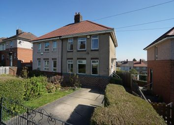 Thumbnail 3 bed semi-detached house for sale in Cowper Crescent, Foxhill, Sheffield
