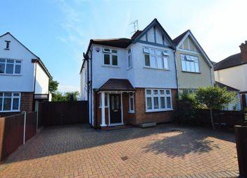 Thumbnail 3 bed semi-detached house for sale in Kingsfield Avenue, North Harrow, Harrow