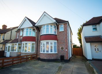 Thumbnail 3 Bed Semi Detached House For Sale In Cannon Lane Pinner Middle