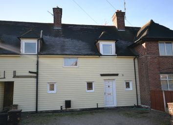 Thumbnail 4 bed town house for sale in Withies Road, Trent Vale, Stoke-On-Trent