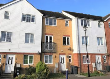 Macquarie Quay, Eastbourne BN23. 4 bed terraced house