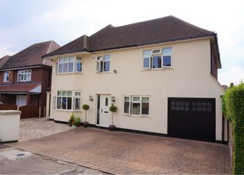 Thumbnail 5 bed detached house for sale in Parkside Gardens, Wollaton