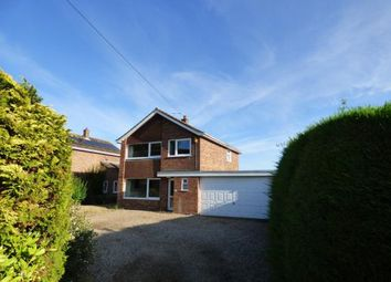 Thumbnail 3 bed detached house for sale in Rockland St. Mary, Norwich, Norfolk