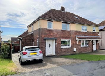 Thumbnail 3 bed semi-detached house for sale in Jasmine Crescent, Trimdon Station, Co Durham