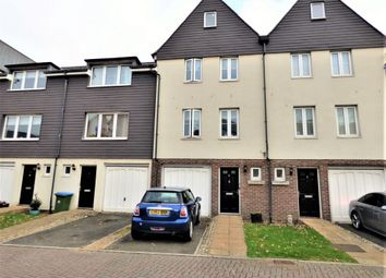 Thumbnail 3 bed town house for sale in Fairlight Court, Pier Road, Littlehampton