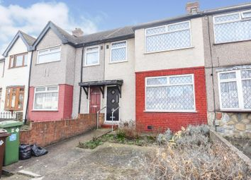 Orchard Road, Dagenham RM10. 3 bed terraced house for sale