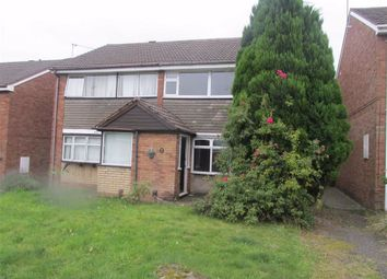 Thumbnail 3 bed semi-detached house to rent in Greenfields Drive, Rugeley