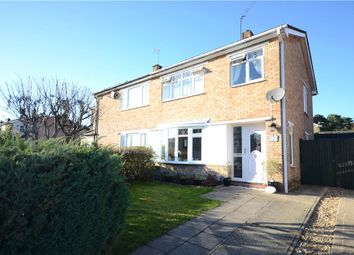 Thumbnail 3 bedroom semi-detached house for sale in Shepherds Walk, Farnborough, Hampshire