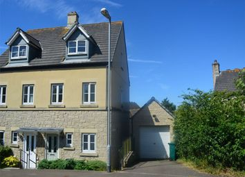 Thumbnail 3 bedroom semi-detached house for sale in Treffry Road, Truro, Cornwall