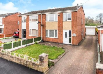 Thumbnail 3 bedroom semi-detached house for sale in Epping Drive, Woolston, Warrington, Cheshire