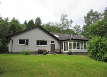 Thumbnail 4 bedroom bungalow to rent in Woodlands Park, Durris, Banchory