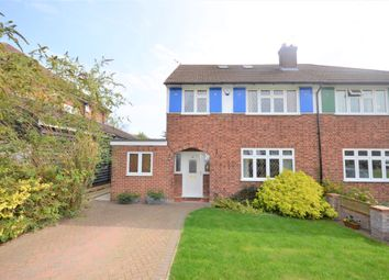 Thumbnail 5 bed semi-detached house to rent in Beechwood Close, Amersham, Little Chalfont
