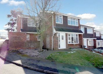 Thumbnail 4 bed link-detached house for sale in Grassholme, Wilnecote