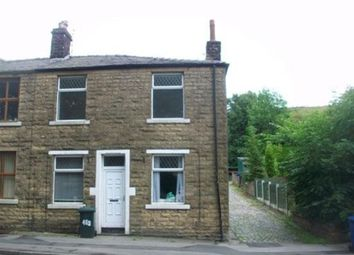 Thumbnail 2 bed terraced house to rent in Blackburn Road, Haslingden