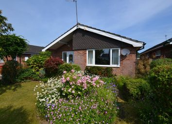 Thumbnail 2 bed detached bungalow for sale in Campbell Road, Market Drayton