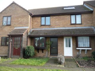 Thumbnail 1 bed terraced house to rent in Ness Road, Burwell