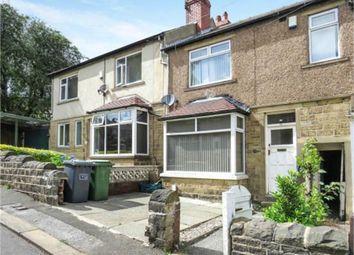 Thumbnail 3 bed terraced house for sale in Hawthorne Terrace, Crosland Moor, Huddersfield, West Yorkshire