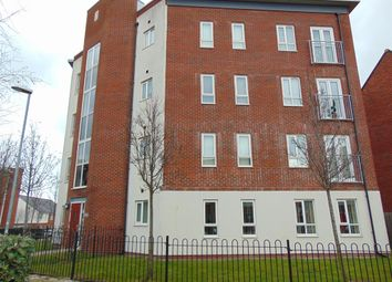 Thumbnail 2 bed flat to rent in Elton Court, Greenhead Street, Burslem, Stoke On Trent