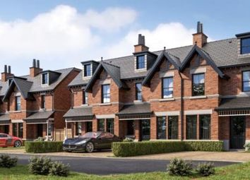 Thumbnail Mews house for sale in Woodford View, Woodford Road, Poynton, Stockport