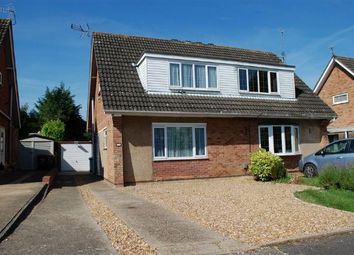Thumbnail 3 bedroom semi-detached house for sale in Ryeland Road, Duston, Northampton